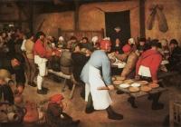 04_Bruegel  Banchetto nuziale