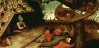 08_Jan Bruegel  Il paese della cuccagna