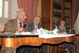 Gian Luigi Beccaria, Giuseppe Marchetti, Magnani