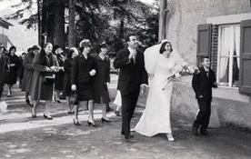 Nozze Bosco nel 1966