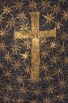 La croce alla sommità della cupoletta