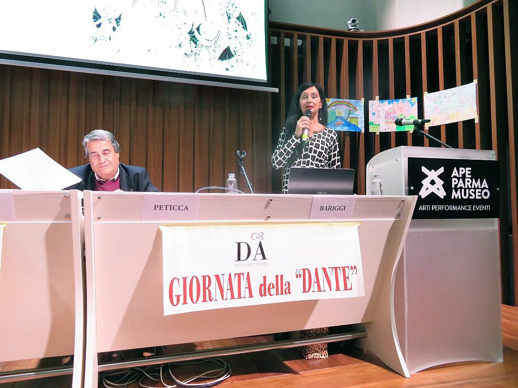 Maria Pia Bariggi e Angelo Peticca