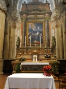 Altare di Santa Cristina di Parma