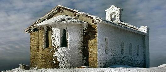 chiesetta dell'Appennino