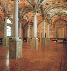 biblioteca di San Giovanni