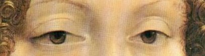 occhi di Ginevra Benci