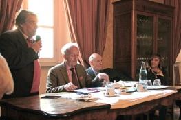 Angelo Peticca, Gian Luigi Beccaria, Giuseppe Marchetti, Magnani