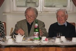 Luca Goldoni, Bruno Rossi