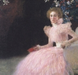 01 Ritratto di Sonja Knips del 1889