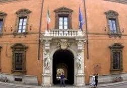 Facciata di Palazzo Rangoni