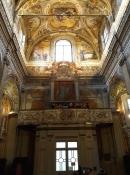 Cantoria e volta di Santa Cristina di Parma