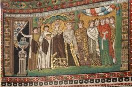 Teodora la Basilissa e la sua Corte