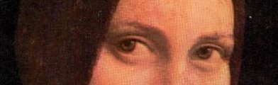 occhi di La belle Ferronnière