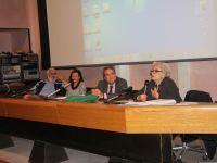 tavolo dei relatori del 6 ottobre