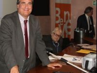 tavolo dei relatori del 6 ottobre 2014